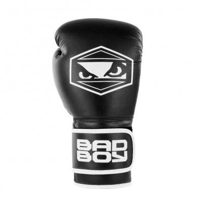 Перчатки боксерские Bad Boy Strike Black