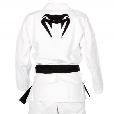 Кимоно для БЖЖ Venum Contender 2.0 Gi - White