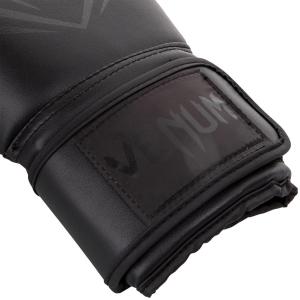 Перчатки боксерские Venum Contender Black
