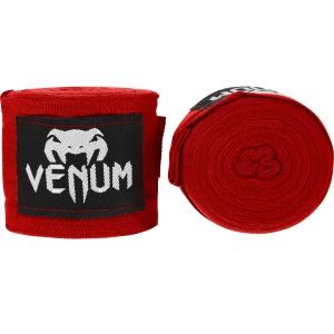 Бинты боксерские Venum 4m Handwraps (красные)
