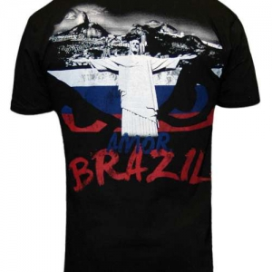 Футболка Bad Boy World Cup Tee Russia