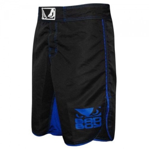 Шорты ММА Bad Boy Black/Blue