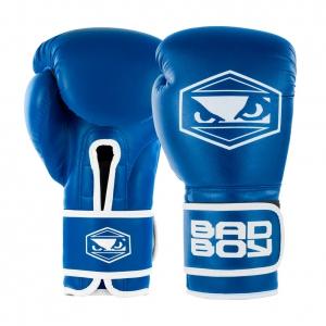 Перчатки боксерские Bad Boy Strike Blue