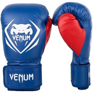 Перчатки боксерские Venum Contender Blue